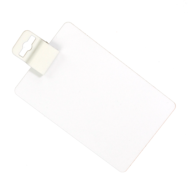 Badge Gripper with Vertical Photo ID Badge