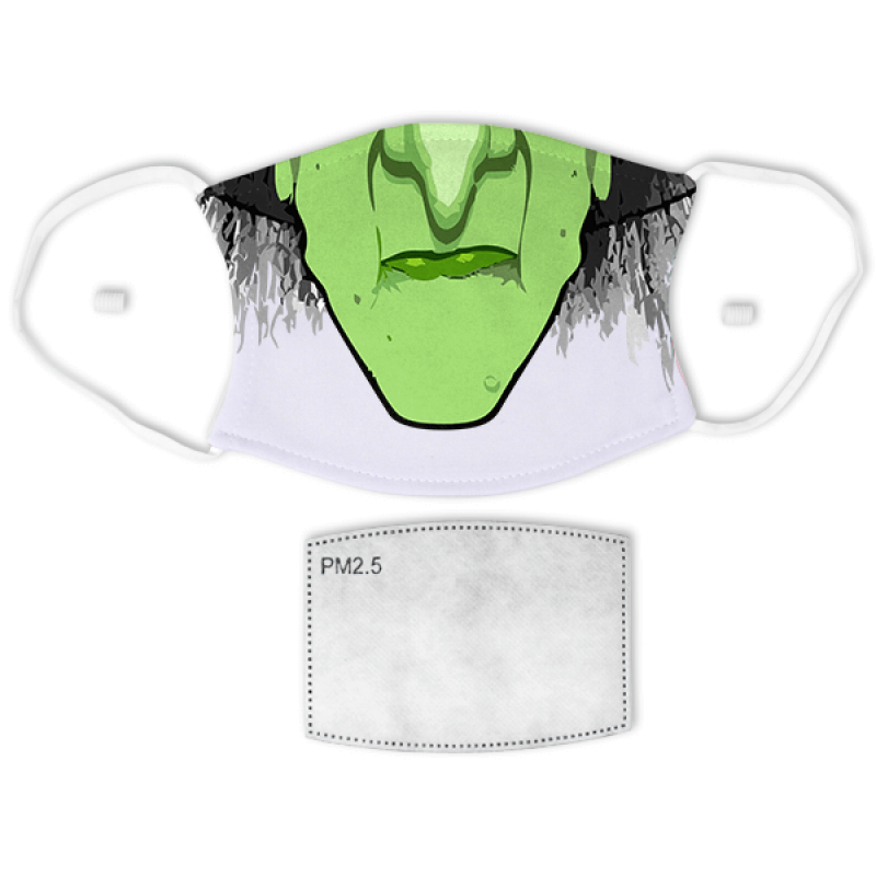 Adult Witch Halloween Face Mask