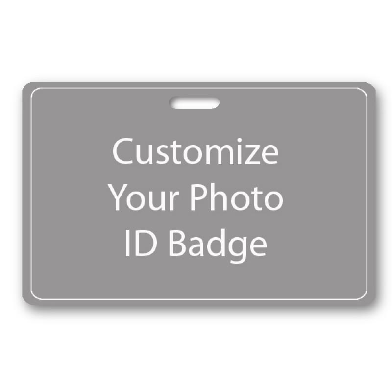 Horizontal ID Card