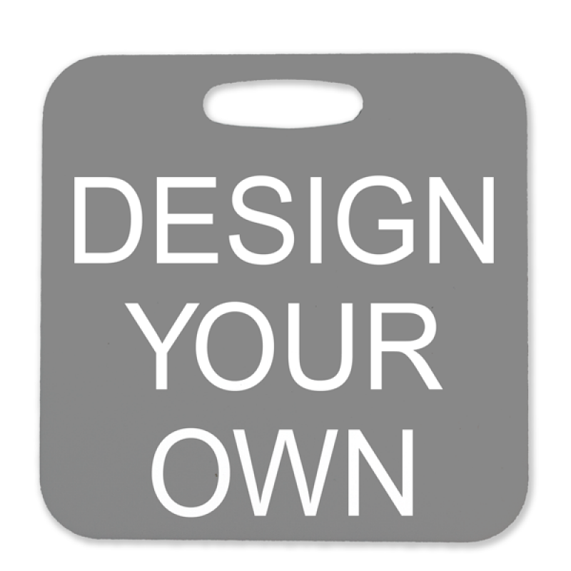 Custom Square Stroller & Car Seat Sign
