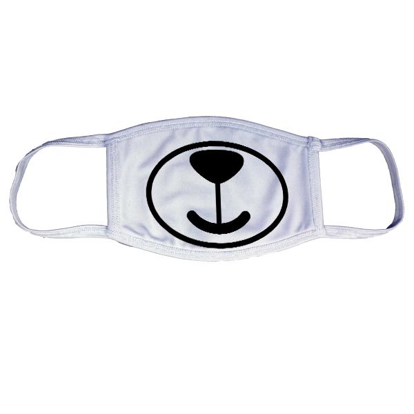 Bear Nose Face Mask