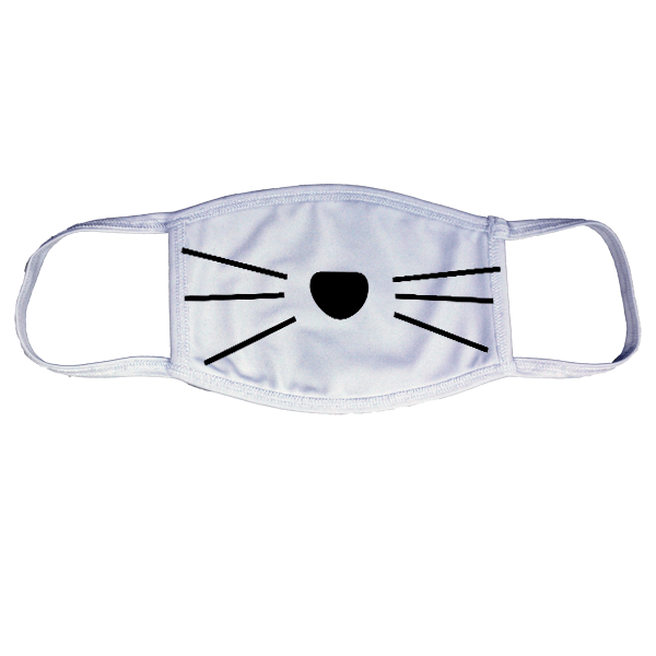 Whiskers Face Mask