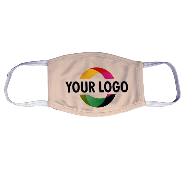 Face Mask with Logo