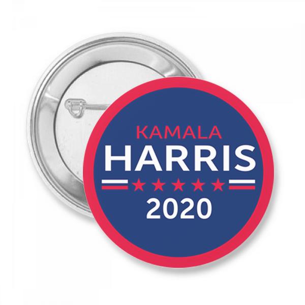 Harris 2020 Button