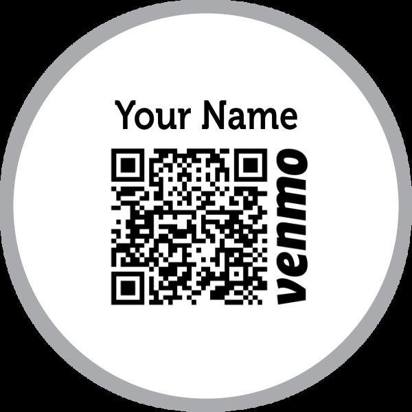 TouchFreeTag QR Code Button